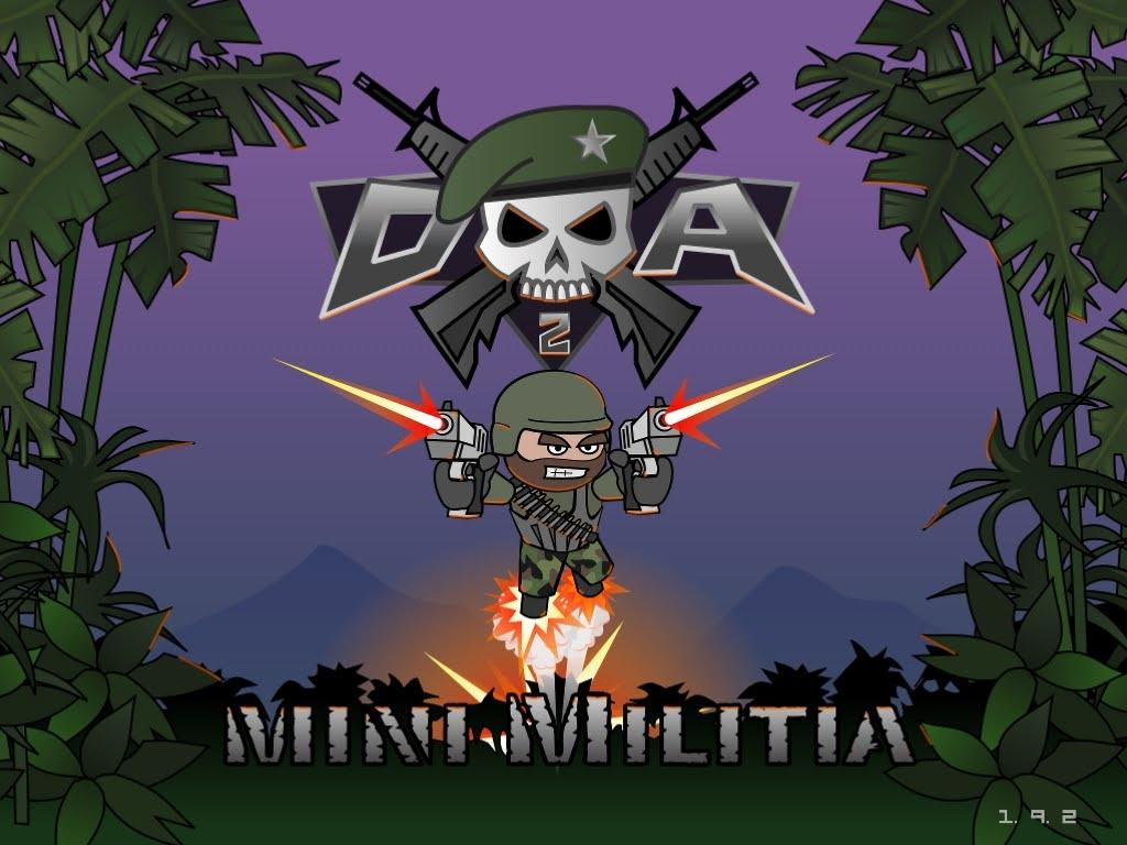 How To Download And Play Doodle Army 2 Mini Militia Game