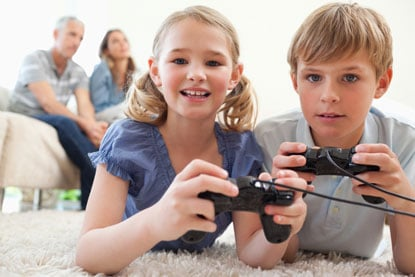 Why Should You Let Your Kids Play Online Games? 1