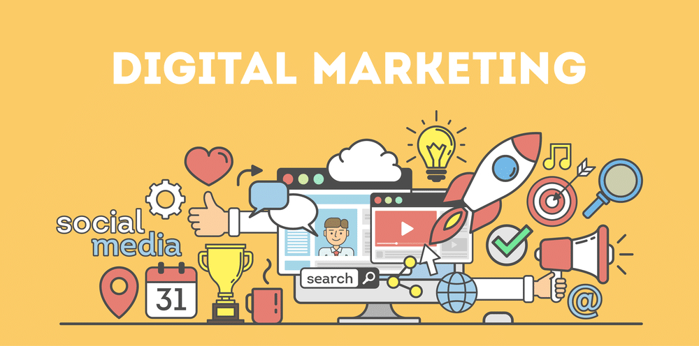 Digital Marketing Foundation