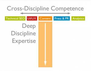 cross discipline competence
