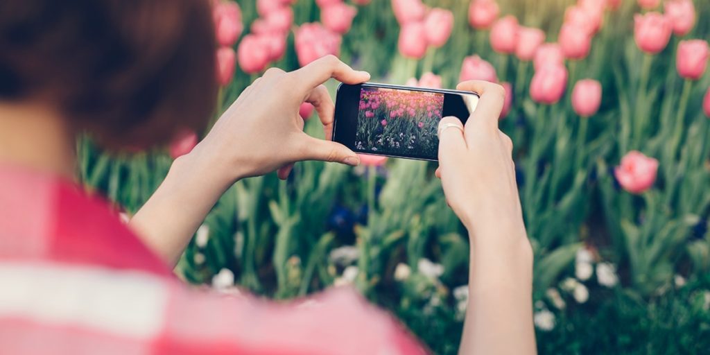 How to Take Better Photographs from your Smartphone 1