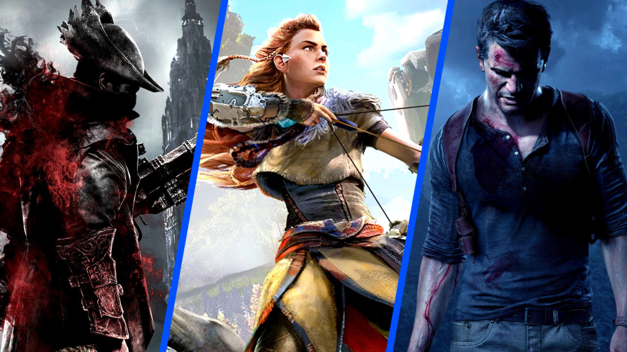 Top 5 Best Ps4 Games In 2019 Broodle