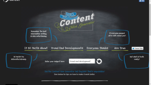 Content Marketing Tools for Writing Attractive Blog Posts 5