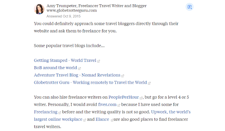 Freelance Writers 5