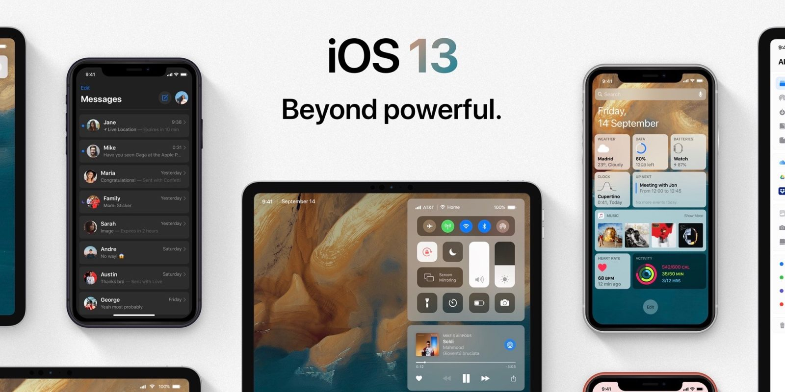 Top Features Of iOS 13 That Will Make Your Life Easier 1