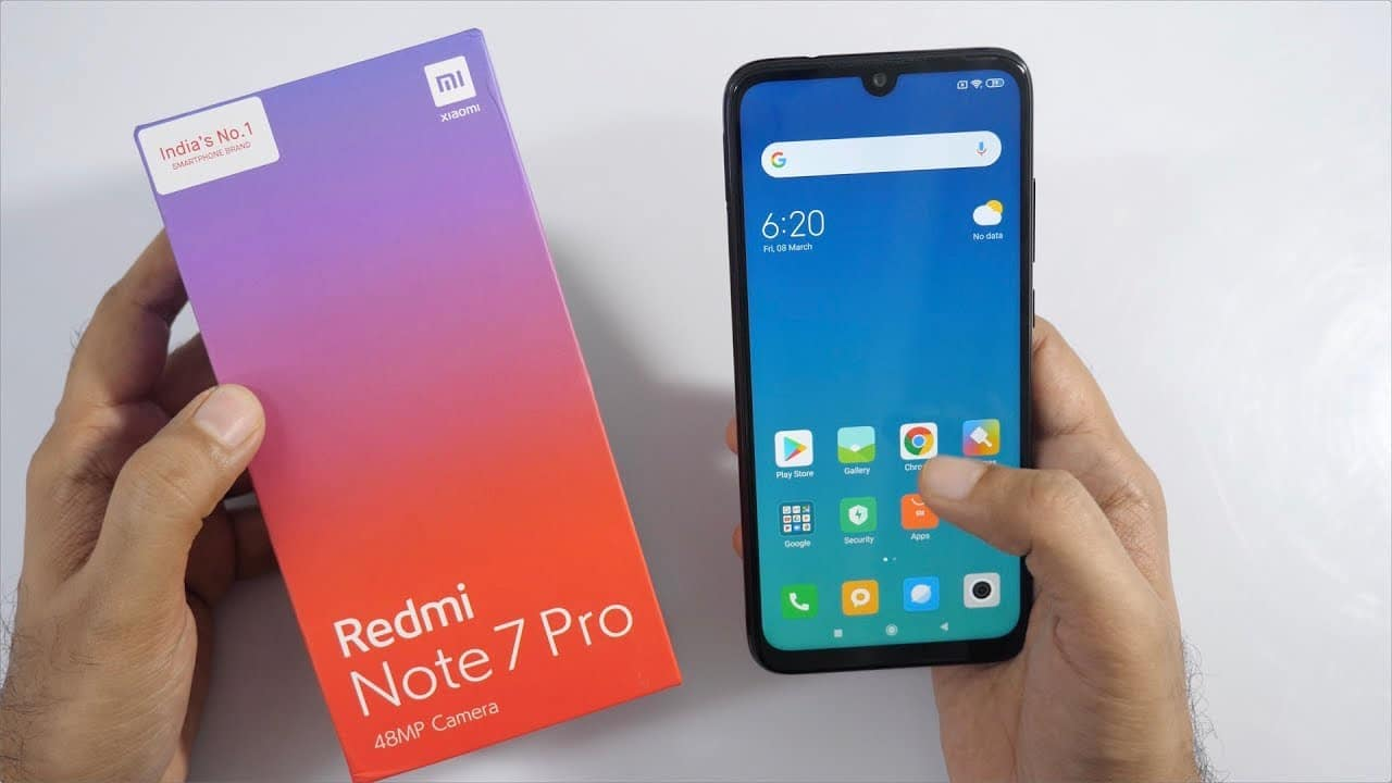 Havoc OS Pie ROM for Xiaomi Redmi Note 7 Pro - Broodle