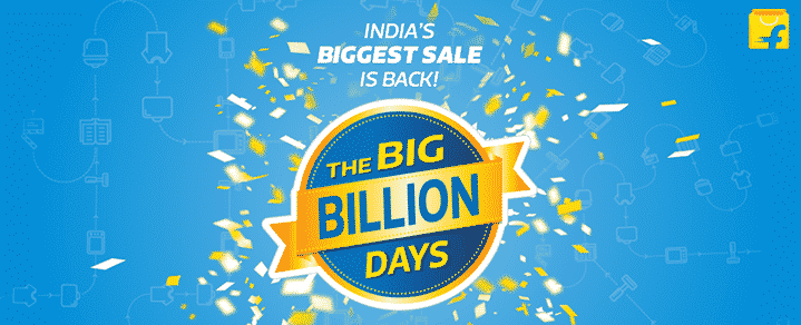 Top 5 Tips for Shopping on Flipkart Big Billion Days 1