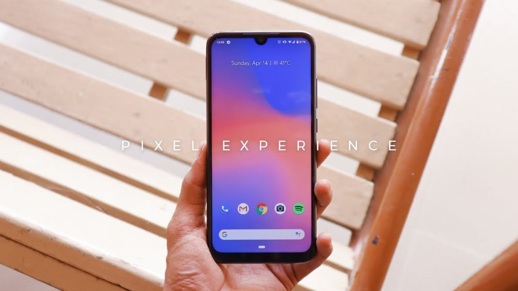 Pixel Experience ROM for Redmi Note 7 Pro | Download & Install