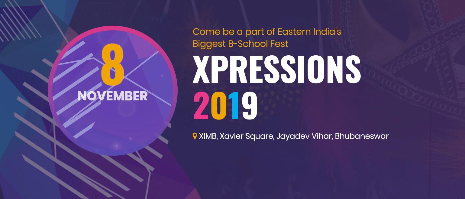 XIMB Xpressions 2019