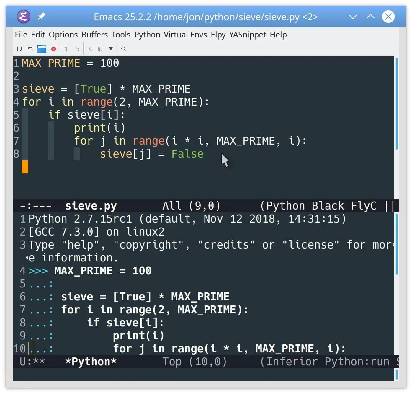 Best IDE for Flutter - Emacs