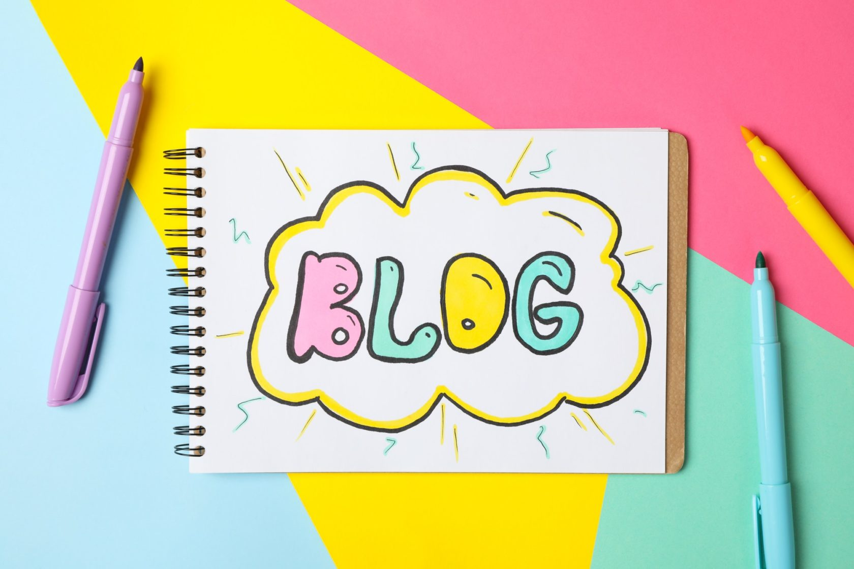 Launch a new blog